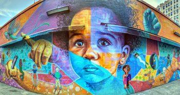 Artolution's locally-led art project