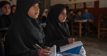 At-Home Education in Pakistan