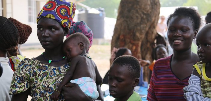 Gender Violence In South Sudan