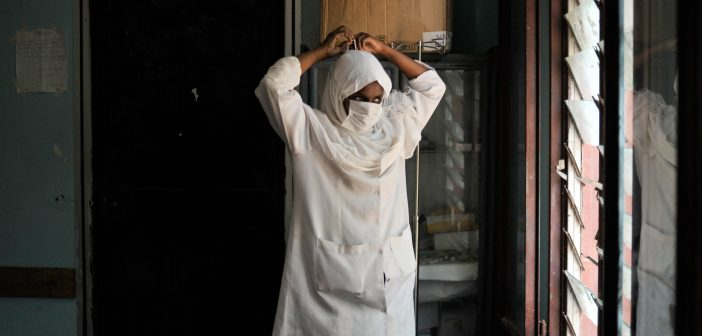 Solving the protective mask dilemma for impoverished communities