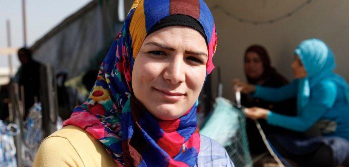 Turkish and Syrian women
