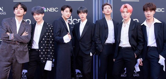 BTS- Leading Philanthropy Efforts Through Music and Love Myself Campaign