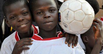 children in Togo