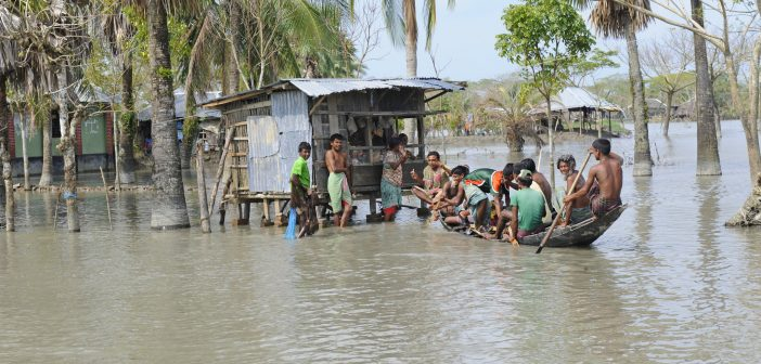 Climate change and poverty in Bangladesh