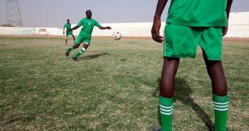 Darfur United Soccer Team