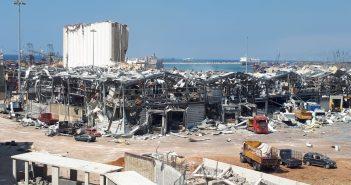 Explosion in Lebanon