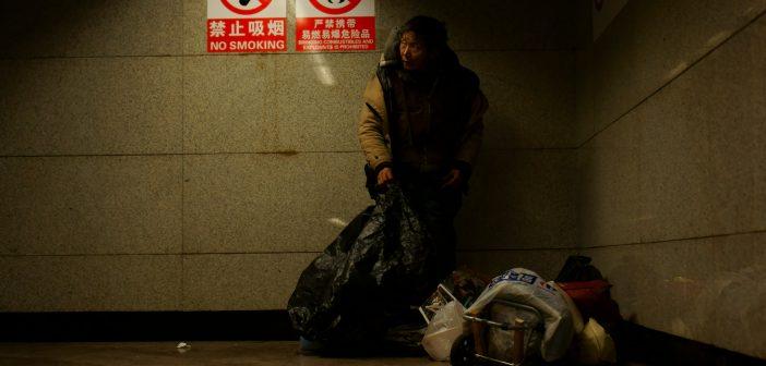 Homelessness in Shanhai
