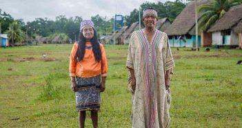 Indigenous Populations Combat COVID-19