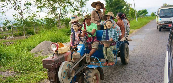 Innovation in Myanmar