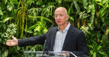 Jeff Bezos' Net Worth