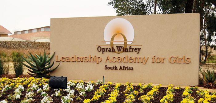 Oprah's Leadership Academy