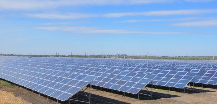 The bright future of renewable energy in the Middle East
