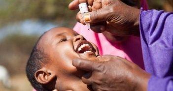 global polio eradication