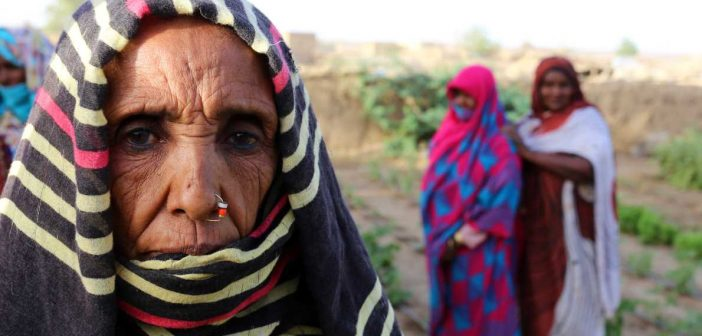Improving Conditions in Sudan