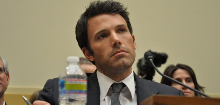 Affleck and Damon's new fundraising campaign