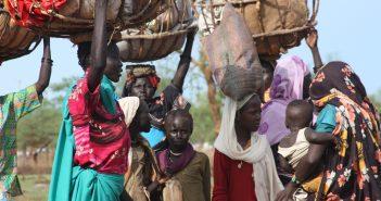 IMF's aid to South Sudan