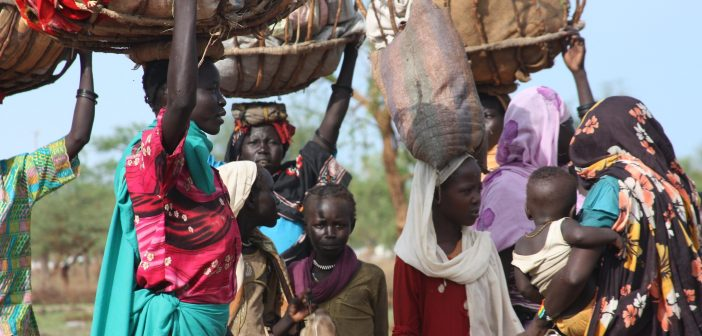 IMF's aid to South Sudan