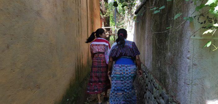 Indigenous Girls in Guatemala