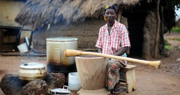 Innovative Cookstove by Gyapa Enterprises helps disadvantaged communities in Ghana