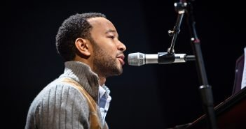 John Legend's humanitarian efforts