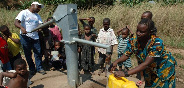 Water for Good, fighting for accessible water in Central Africa Republic