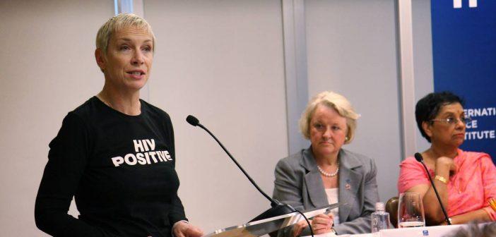 Lennox helps global AIDS.