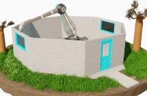 3D printed school