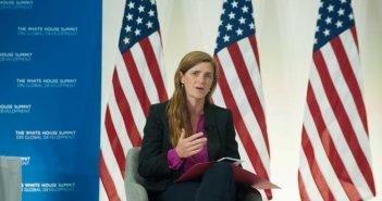 Biden's USAID nominee
