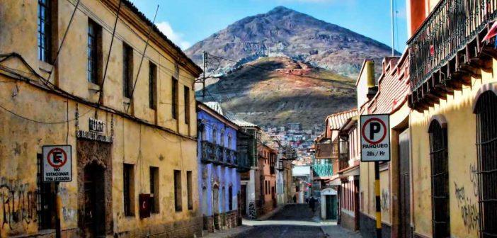 Mining in Peru