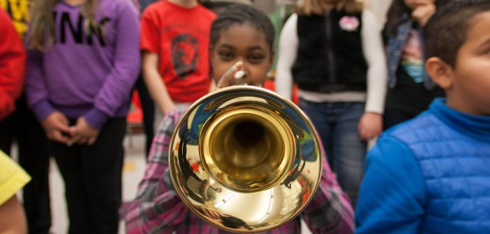 The Shropshire Music Foundation, Helping Refugee Children Prepare for Adulthood
