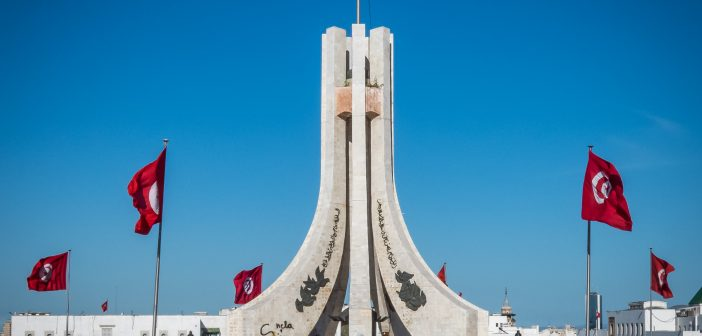 Tunisia democratic transition