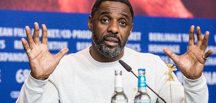 Idris Elba Wanting Debt Relief for Low-Income Countries