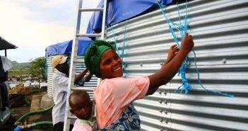 Rainwater Harvesting Tanks in Kenya