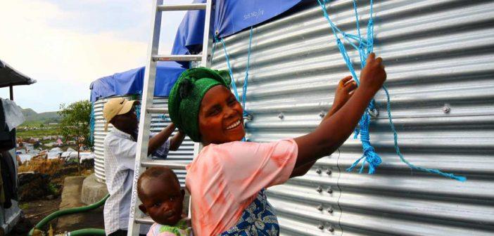 The Importance of Rainwater Harvesting Tanks in Kenya