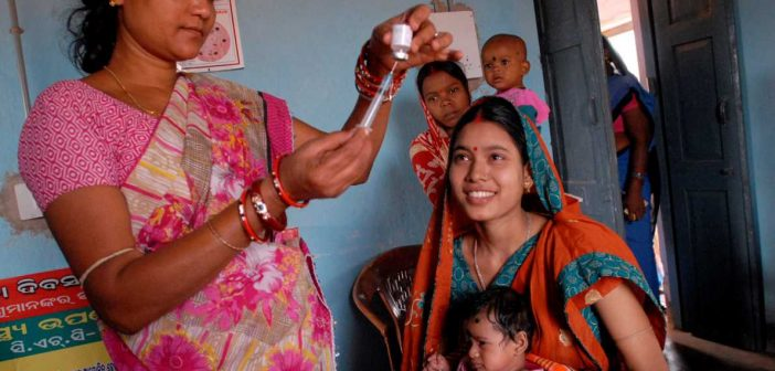 maternal mortality rate in India