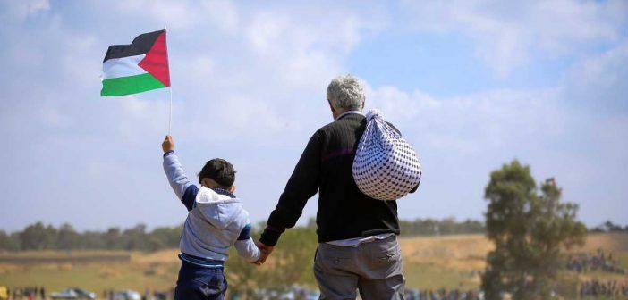 Palestinian children