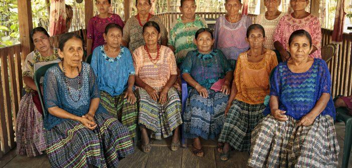 Abuelas of Sepur Zarco