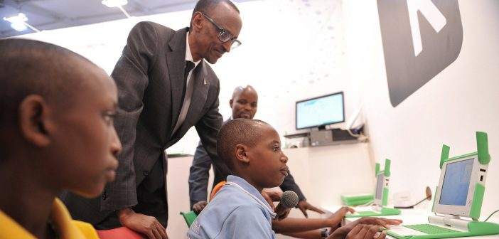 Bridging the Gap, Technology Access in South Africa