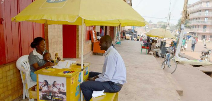 Mobile Money in Africa