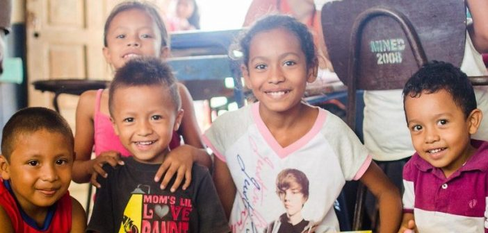 Save The Children Protects Children in Nicaragua and El Salvador