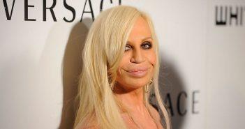 Donatella Versace's fight to end COVID-19