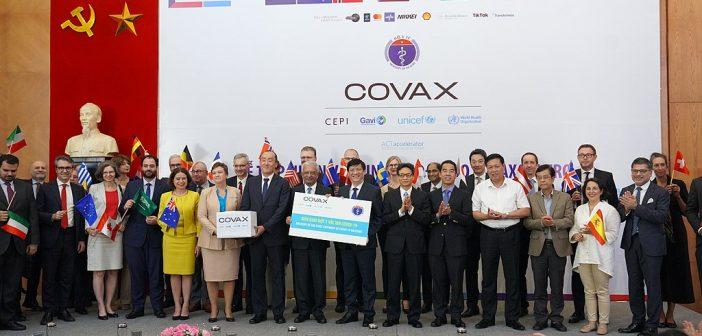 Gavi COVAX Advance Market Commitment