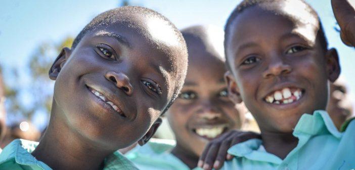 Peace Love Haiti