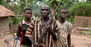 Child Soldiers During the COVID-19 Pandemic