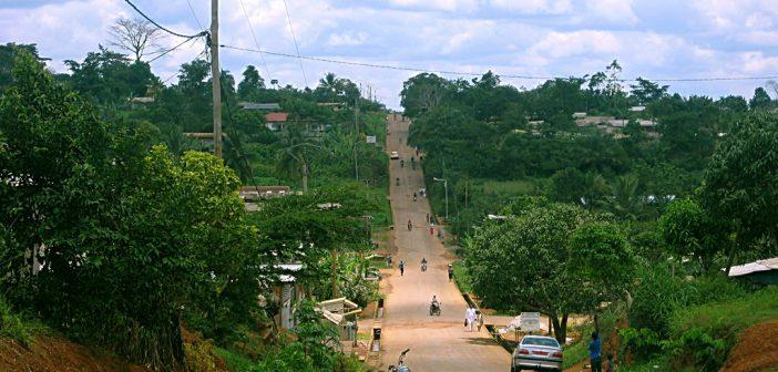 Infrastructure in Cameroon