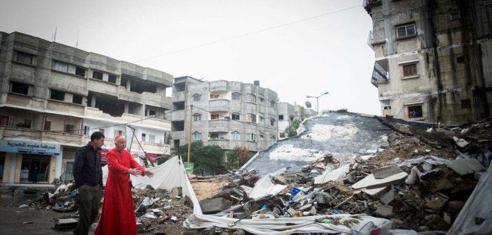 Reconstruction of Gaza