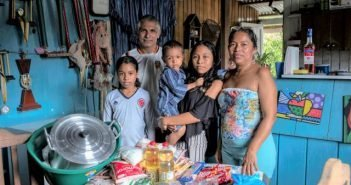 impact of COVID-19 on poverty in Colombia
