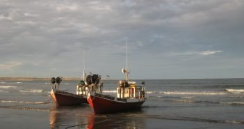 illegal fishing in South America