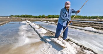 Iodizing Small-Scale Salt Producers