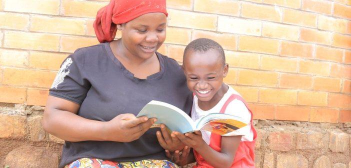 Reading in Rwanda